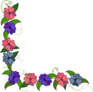Red Flower clipart hawaiian #15