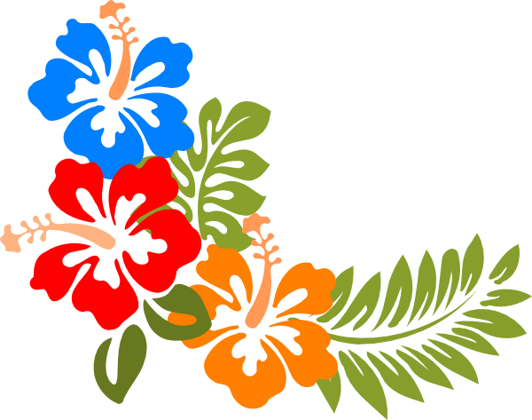 Necklace clipart hawaii #15