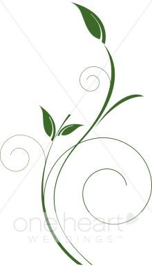 Floral clipart leafy vine Kid clipart Free Pictures vine
