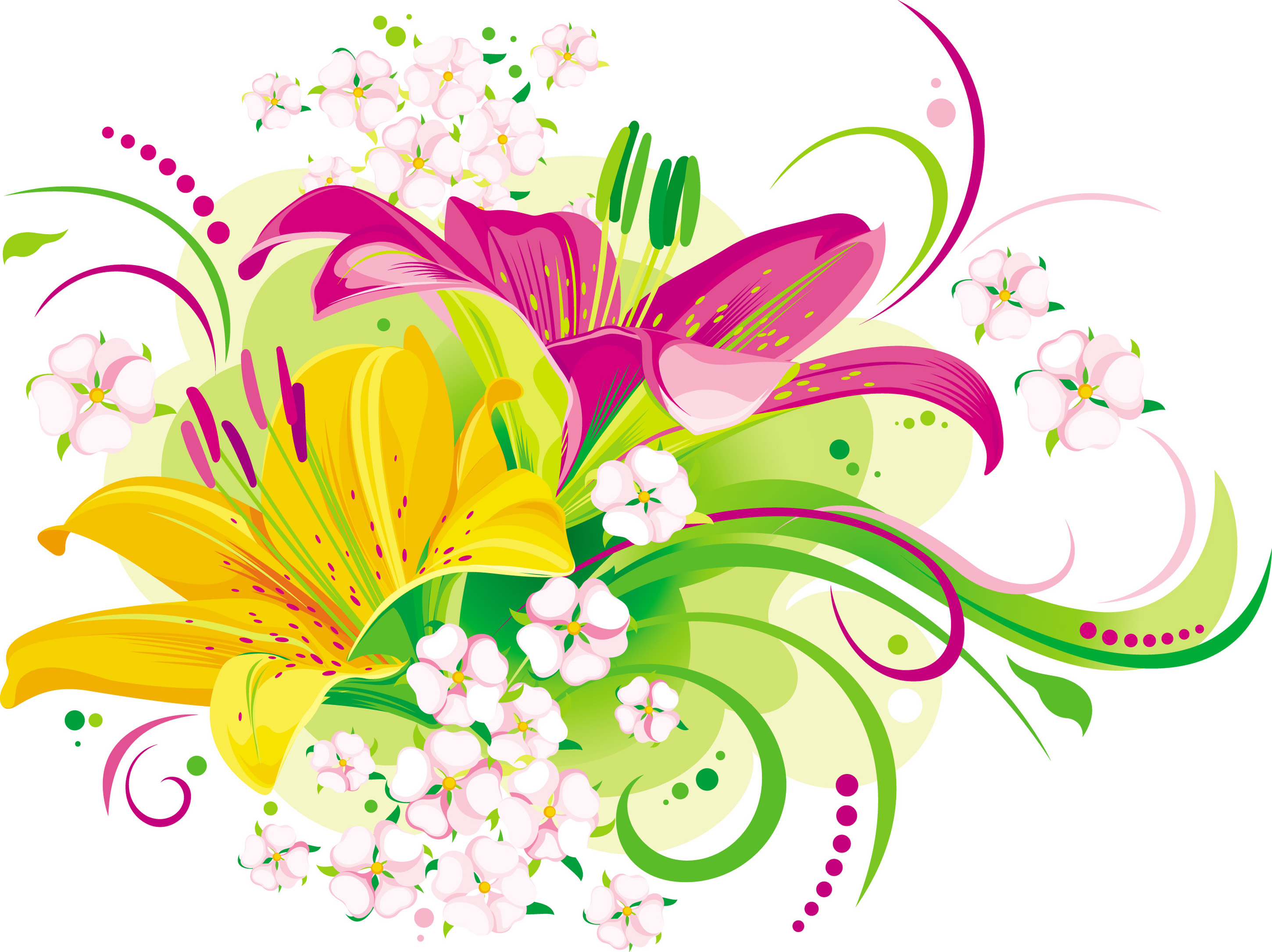 Line Art clipart flower wallpaper X x lilies and and