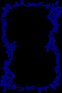 Dark Blue clipart swirl Art Free Clipart Panda Clipart