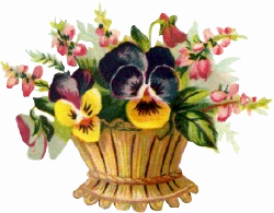 Beautiful clipart birthday flower Flower book from beautiful tropical