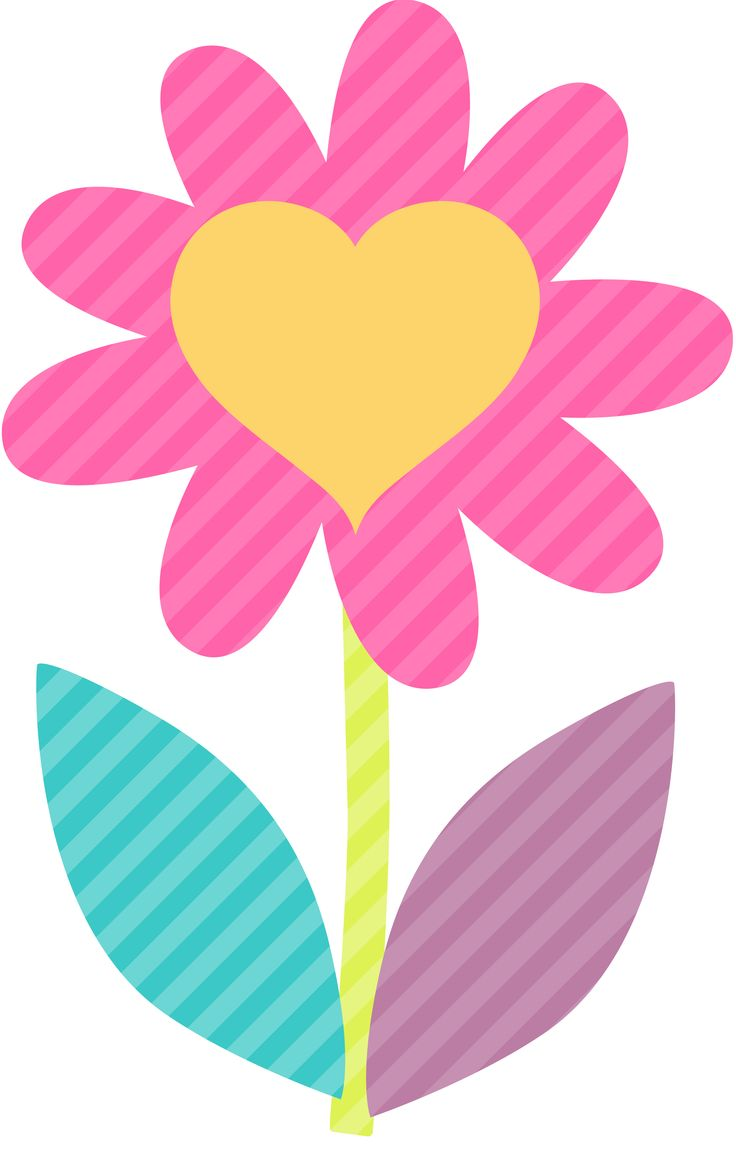 Floral clipart pretty flower This Flores by Photo Pin