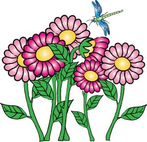 Floral clipart pretty flower Clip Clipart Panda Clip Pretty