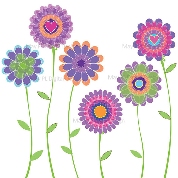 Mother's Day clipart monther Spring Png Use Scrapbook Purple