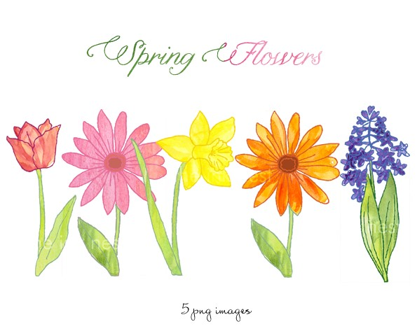 Pink Flower clipart springtime Cliparting com 64 Free illustrations