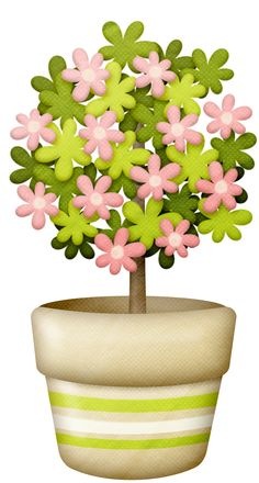 Floral clipart tree Clipart this more and Clipart