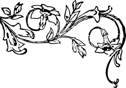 Decoration clipart vector Art on Clip Clipart Designs