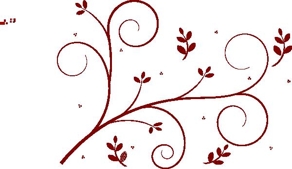 Decoration clipart vine Image Art at Floral vector