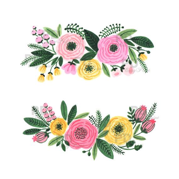 Paint clipart watercolor paint And Floral Design Art Floral