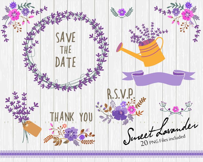 Floral clipart wedding Art Flower Clip Watercolor Wedding