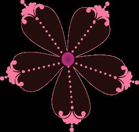 Floral clipart whimsical DeviantArt madetobeunique flower Flower png