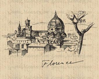 Florence clipart Florence Clipart Florence cliparts Italy