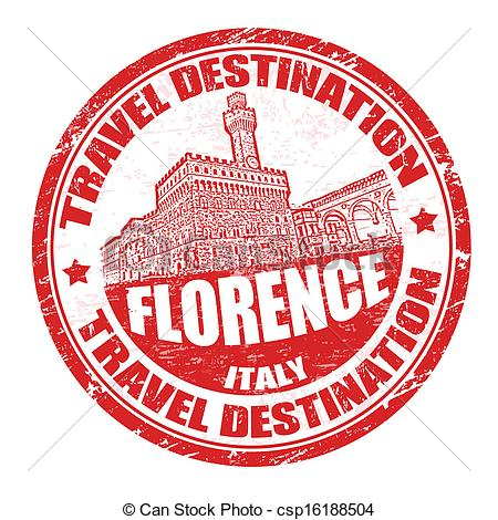 Florence clipart Florence Art  Clipart Italy