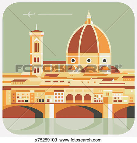Florence clipart #5