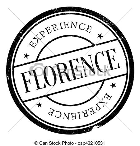 Florence clipart stamp Of  Florence stamp grunge