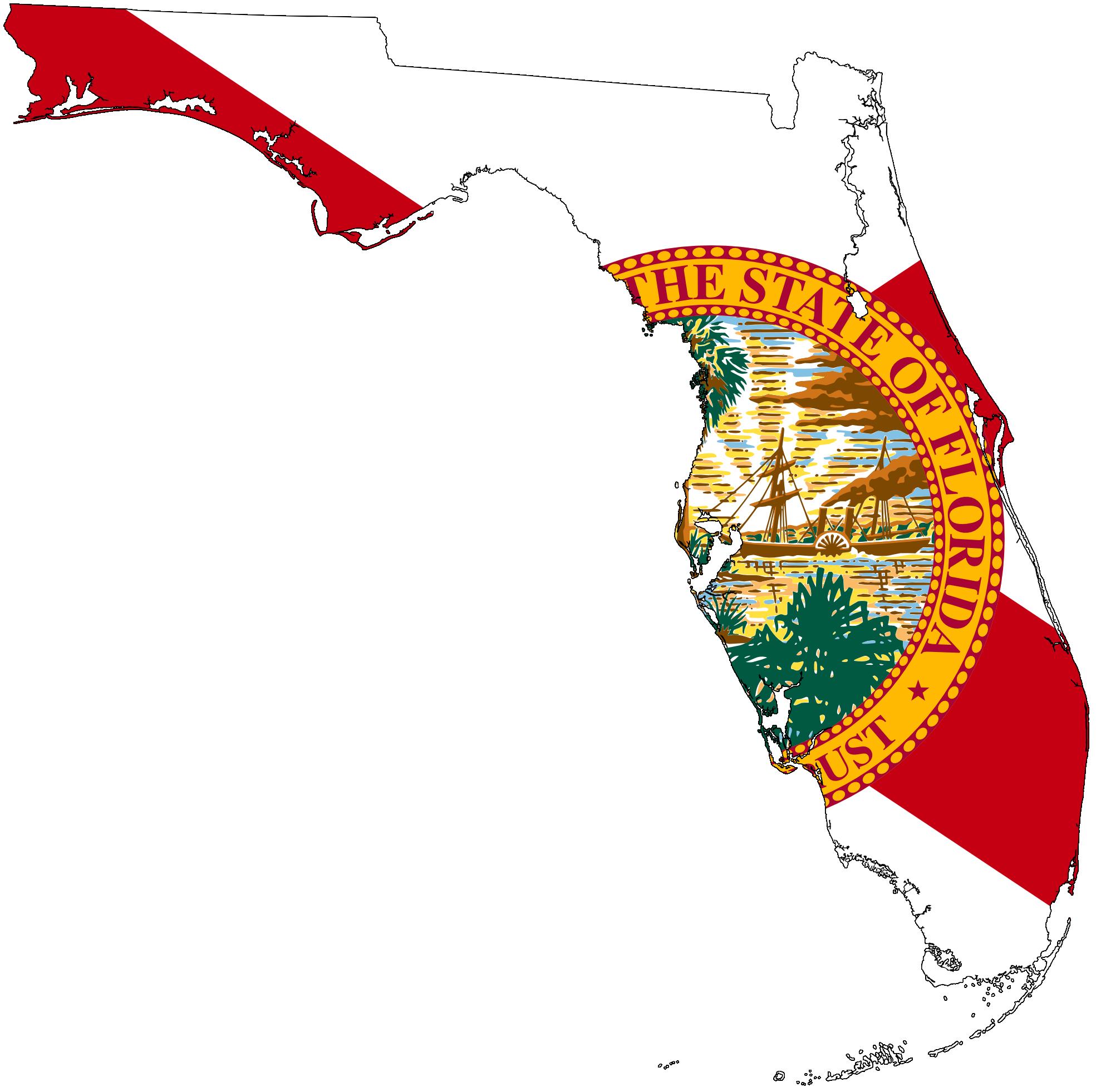 Florida clipart 2 free clipart images Florida