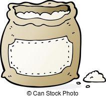 Flour clipart Art Bag  cartoon Free