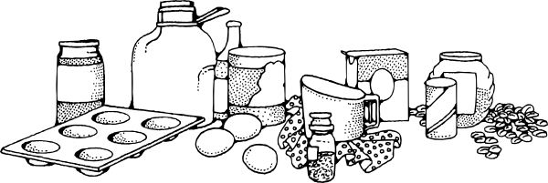 Flour clipart ingredient Ingredients Download at as: online
