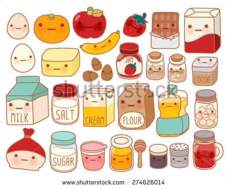 Flour clipart ingredient  icon adorable Collection adorable