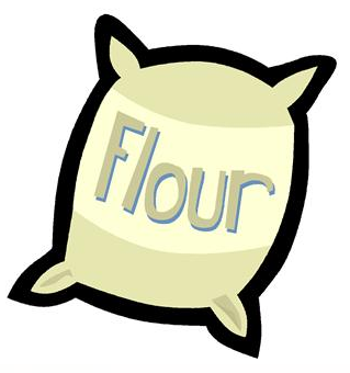 Flour clipart sack flour Tuned and obedient and Other