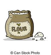 Flour clipart sack flour Cartoon Search of flour flour