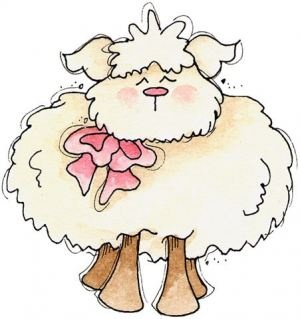 Fluffy clipart Find Sheep on Pinterest more