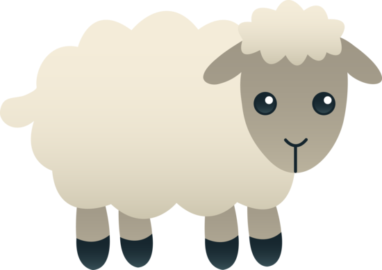 Fluffy clipart Best sheep com Clipartion Clipart