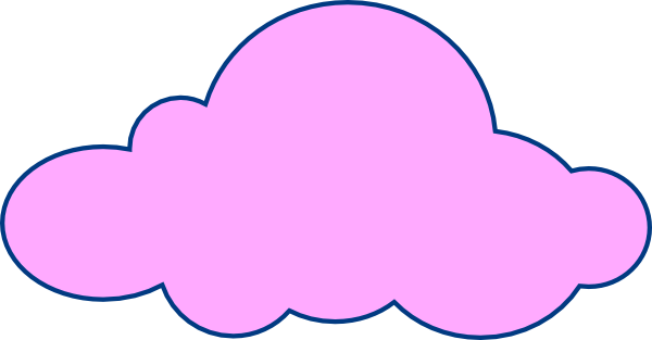Clouds clipart colorful cloud Collection Cartoon cloud clipart Clipart