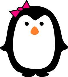 Penguin clipart open mouth A Penguin clip Free
