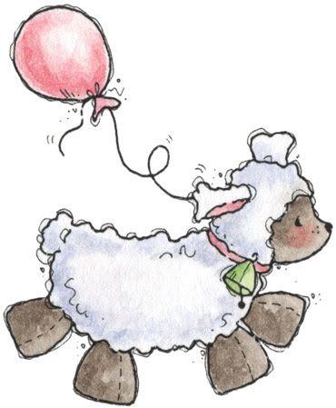 Sheep clipart baby lamb #5