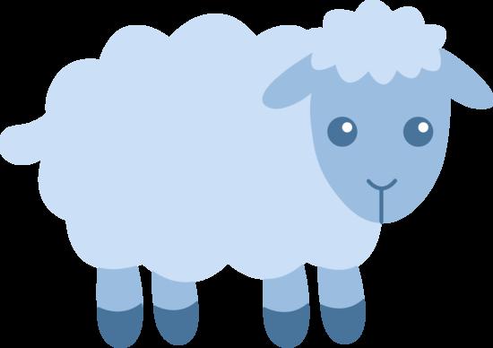Sheep clipart baby lamb #6