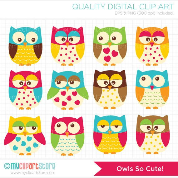 Owl clipart meeting Clipart Cartoon owl owls pictures