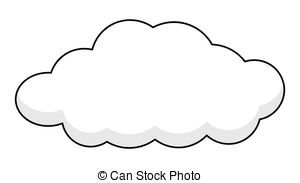 Clouds clipart retro Free 478  Banner 317