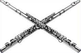Fluted  clipart Flute Free Clipart Flute
