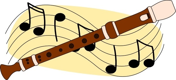 Fluted  clipart vector Flute free Flute  vector)