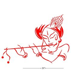 Flute clipart krishna flute Flute Krishna with Lord flute