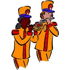 Flute clipart marching band Band just clip me since