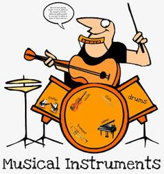 Fluted  clipart music classroom Your  intruments Art from