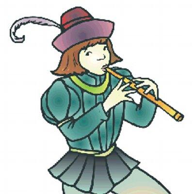 Flute clipart pied piper Pied (@P1edPiper) Piper Pied Twitter