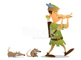Flute clipart pied piper Pied stock me Piper Clipart