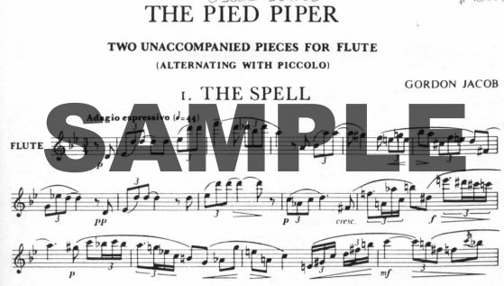 Flute clipart pied piper Jpg since house World #1