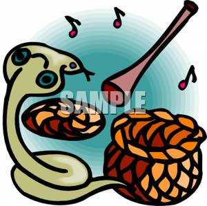 Flute clipart snake Clipart Cobra Clipart Charmer's Picture