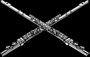 Flute clipart transparent Clip com Flutes clip