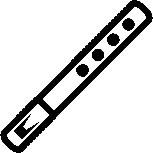 Flute clipart transparent PNG Download Flute Art Clip
