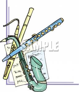 Sheet Horn Saxophone a Sheet