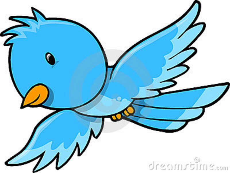 Bluebird clipart cute Clipart clipart Flying Download Flying