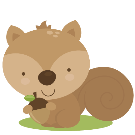 Baby Animal clipart woodland Squirrel Squirrel Woodland Clipart cliparts