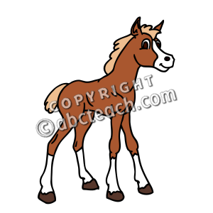Foal clipart Foal Images Clipart Clipart Panda