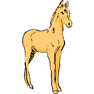 Foal clipart Svg Download Foal Download svg